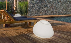 Outdoor lighting Canberra