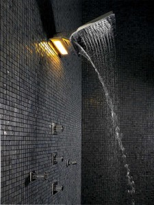 Shower heads and tapware