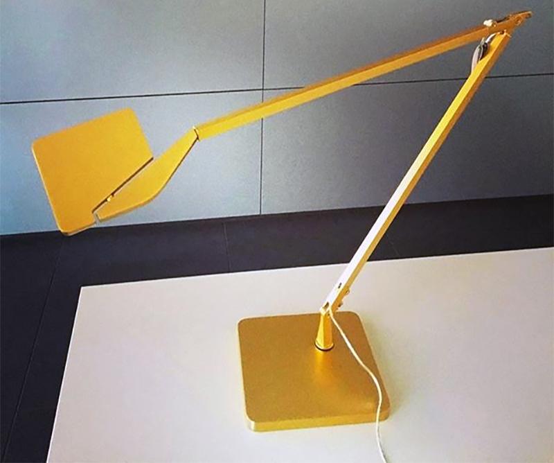 jackie table lamp gold. designer lighting canberra