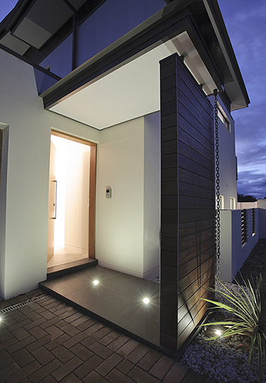 Modern Home Featuring Italian Fixtures Fittings Cirillo Lighting And