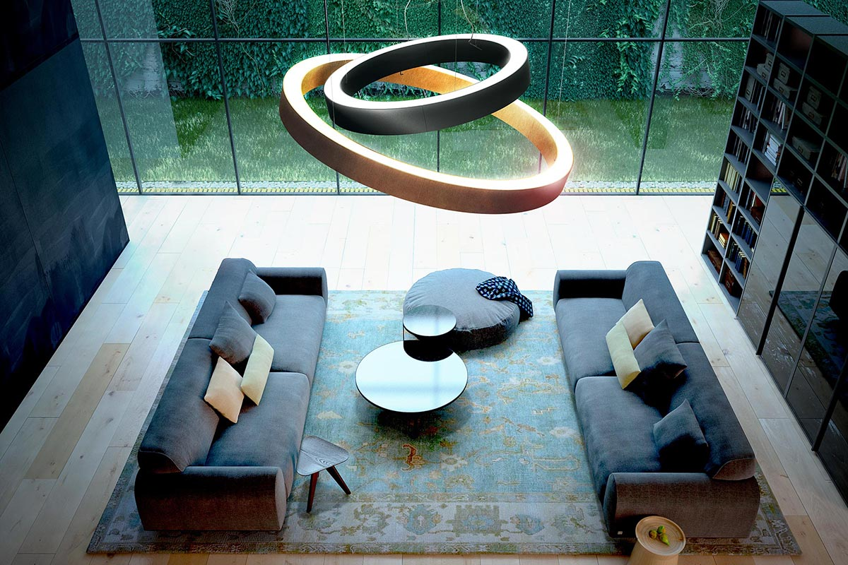 Choosing the correct lighting for your space
