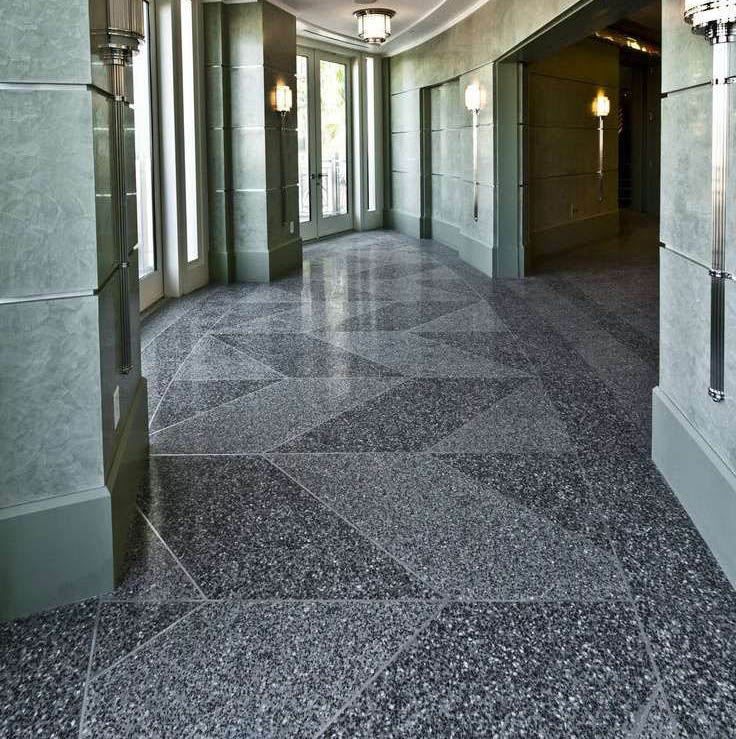 Terrazzo tiles feature tiles Cirillo Sydney Brookvale Canberra Tile trends large format Modern Mediterranean Thin Tiles Canberra Thin Floor tiles Canberra bathroom