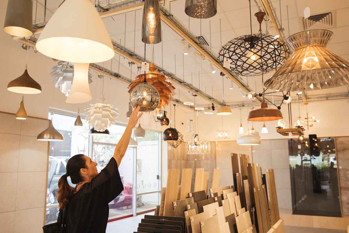 New flagship showroom opened in Sydney hot spot