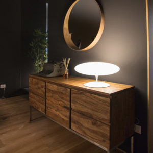 Table lamp and floor lamp Canberra Castle Hill